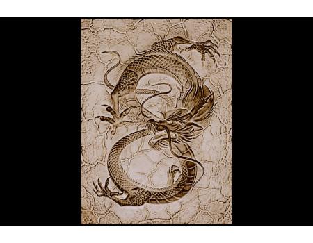Декор Дракон Уроборос