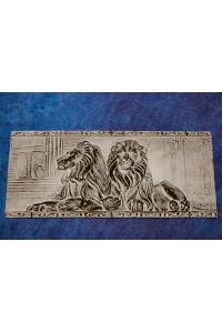 Декор Львы